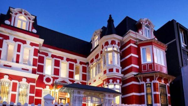 Hotel Palacio Astoreca Valparaíso