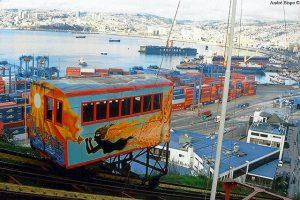 Ascensor Valparaíso