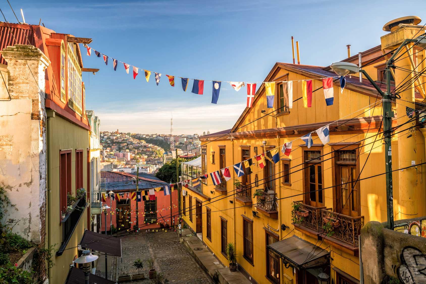 Bienvenidos a la ciudad de Valparaiso | Valparaiso.com